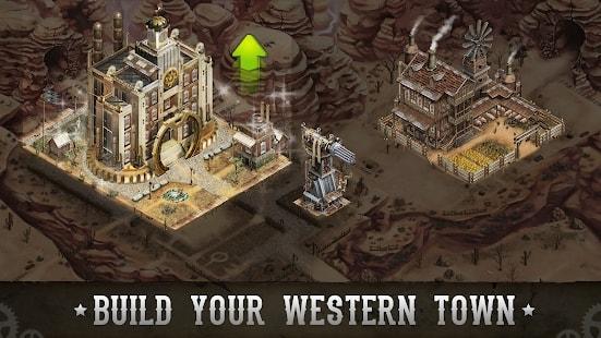 Wild West: Steampunk Alliances читы