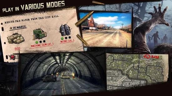 Zombie Road Escape читы
