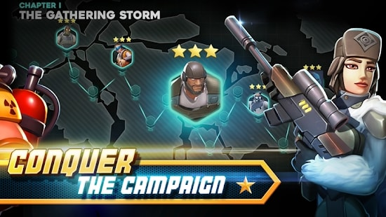 Alpha Squad 5 читы