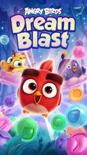 Angry Birds Dream Blast скачать