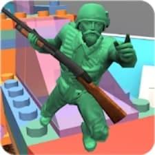 Army Toys Town взлом