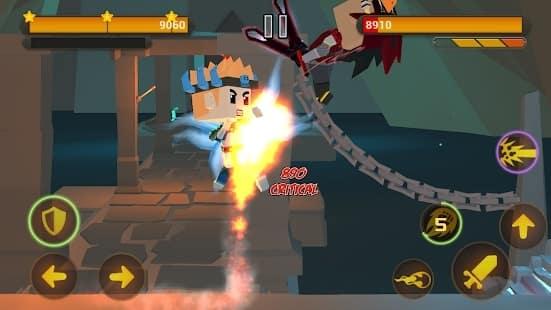 Battle Flare андроид