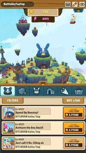 BattleSky Brigade TapTap мод