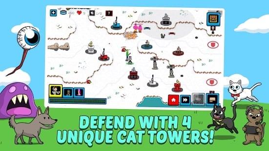 Cats & Cosplay андроид