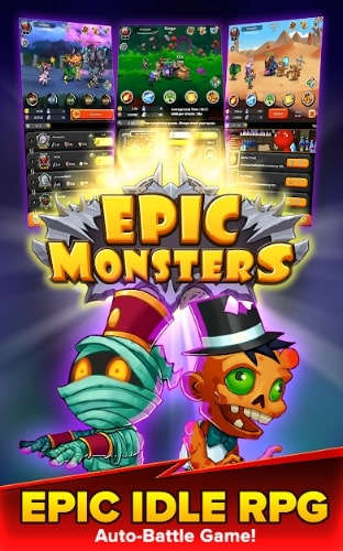 Epic Monsters скачать