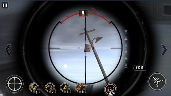Ghost Sniper Shooter читы