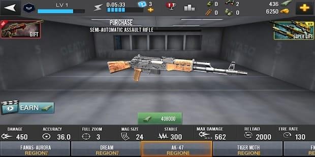 Ghost Sniper Shooter скачать