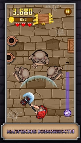 Monster Hammer андроид