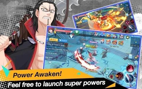 Rage Fighters андроид