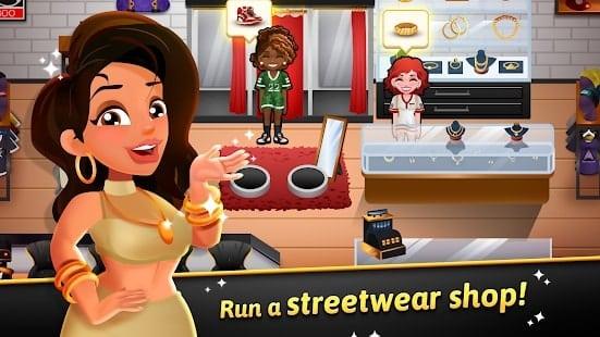 Street Fashion Dash скачать