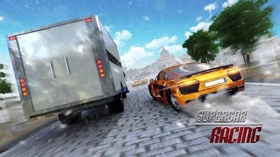 SuperCar Racing скачать