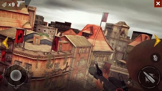 Black Battlefield Ops мод
