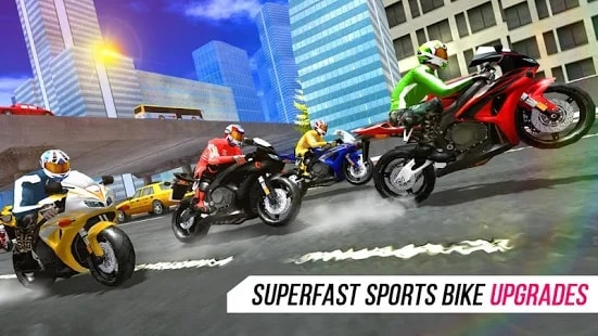 City Bike Race читы