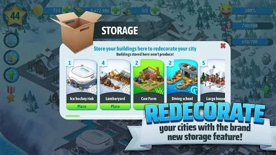 City Island 5 андроид