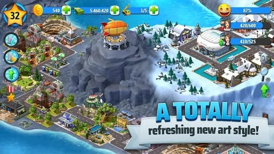 City Island 5 читы