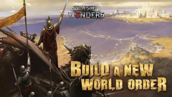 Clash of Wonders читы