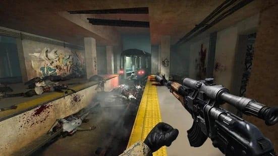 Death City Zombie Invasion мод