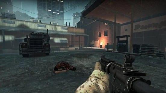 Death City Zombie Invasion скачать