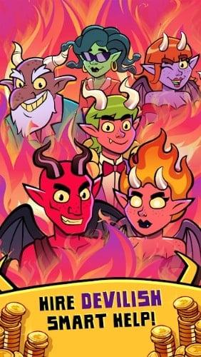 Hell Inc мод