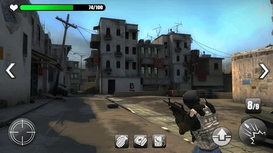 Impossible Assassin Mission читы