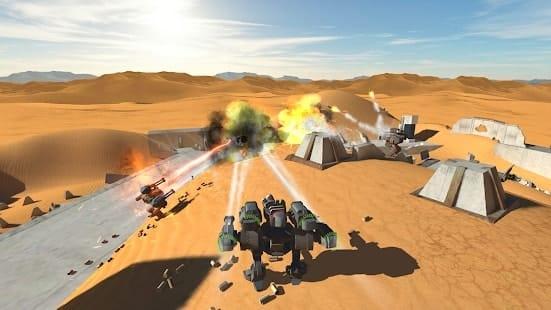 Mech Battle андроид