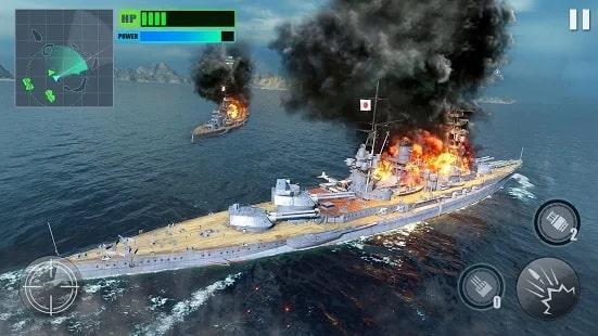 Silent Warship Hunter андроид