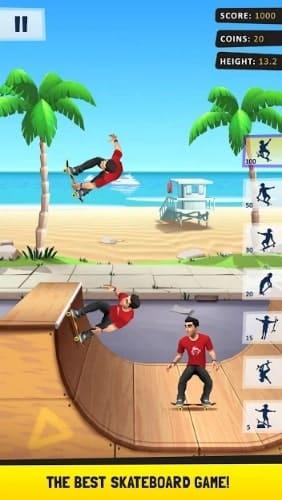 Top Skater скачать