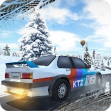 Dirt Rally Driver HD взлом