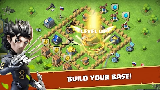 Heroes Mobile: World War Z мод