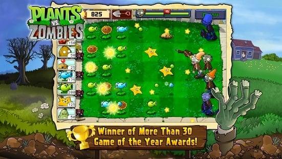 Plants vs Zombies скачать