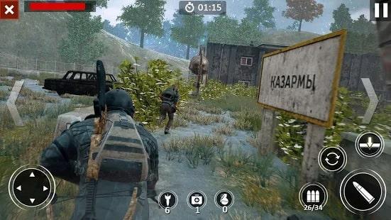 Special Battlefield андроид