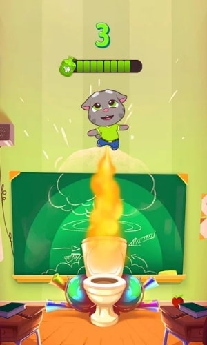 Talking Tom Farts андроид