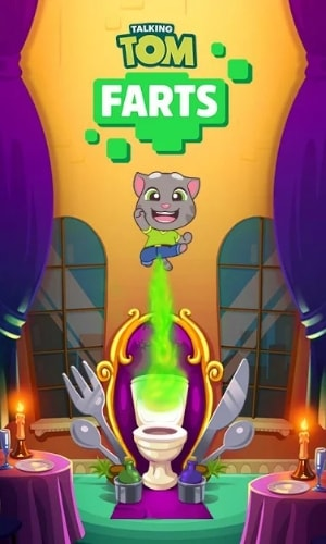 Talking Tom Farts читы
