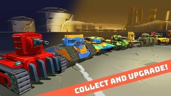 Tank Party андроид