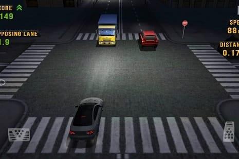 Traffic Racer андроид