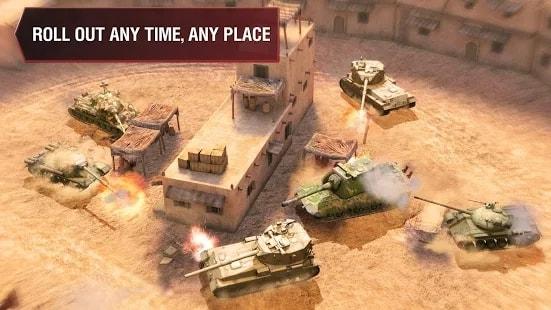 World of Tanks Blitz читы