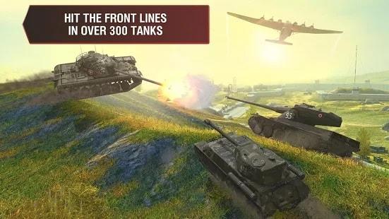 World of Tanks Blitz мод