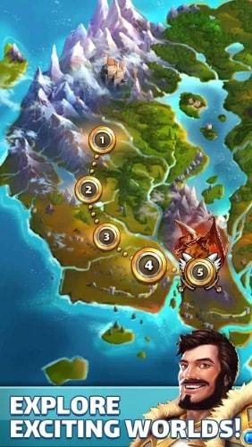 Empires & Puzzles андроид