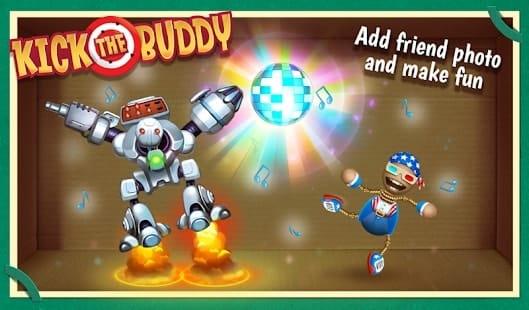 Kick the Buddy мод