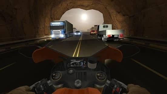 Traffic Rider андроид
