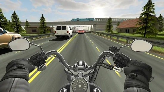 Traffic Rider читы