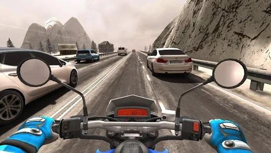 Traffic Rider скачать