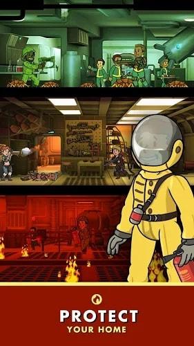 Fallout Shelter андроид