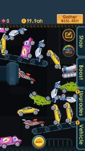 Car Smasher андроид