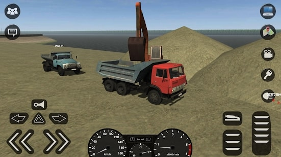 Motor Depot мод