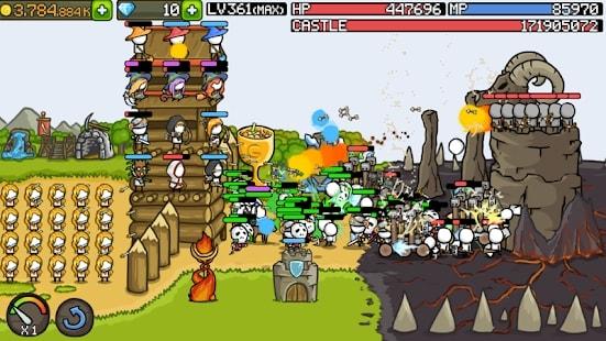 Grow Castle андроид