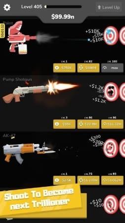 Gun Idle андроид