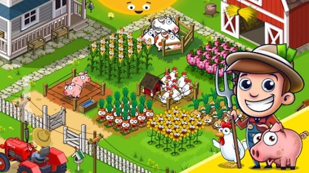 Idle Farming Empire читы