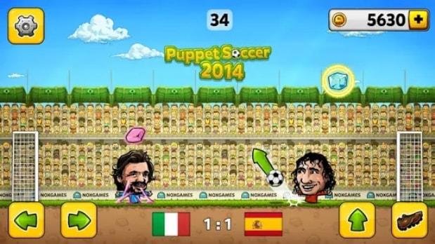 Кукольный футбол мод