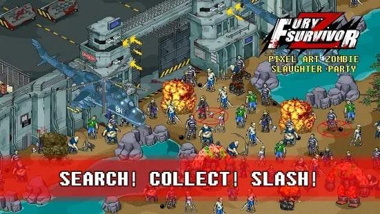 Fury Survivor: Pixel Z читы